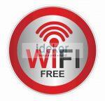 Free wifi matrica