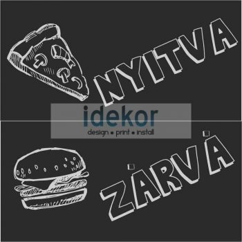 Nyitva-zárva büfé_pizzéria