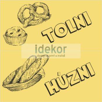 Tolni húzni pékség