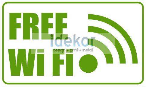Free WiFi kóddal vagy kód nélkül