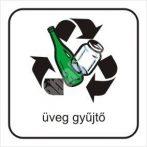 Szelektív üveg gyűjtő