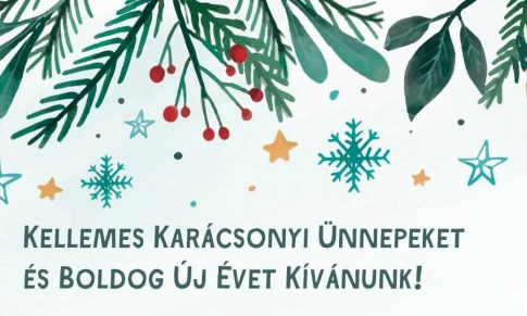 Karácsonyi köszöntő tábla 5