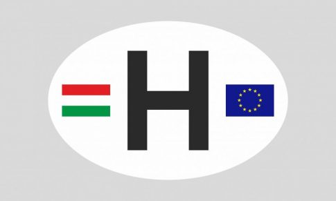 """H"" magyar autómatrica"