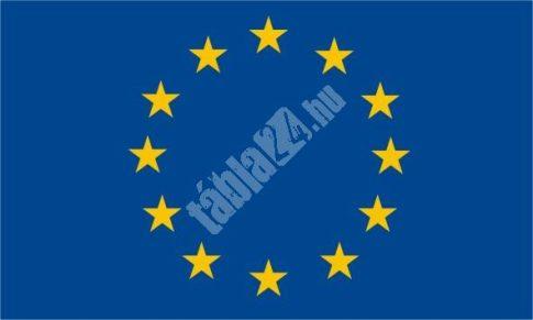 EU zászló autómatrica