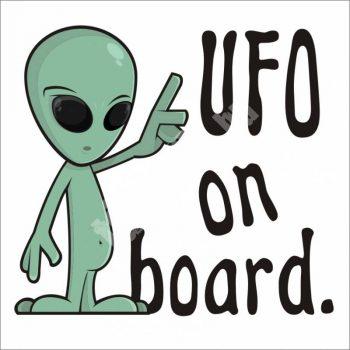 UFO on board, autómatrica