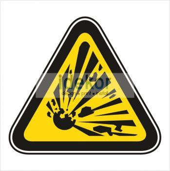 Robbanásveszélyes anyag