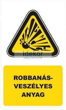 Robbanásveszélyes anyag 2