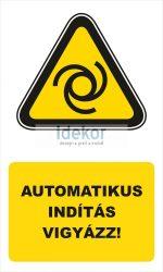 Automatikus indítás, vigyázz! 2