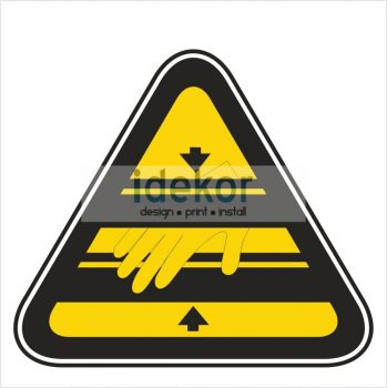 Kézsérülés veszélye 1