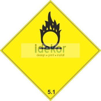 Szerves peroxidok 5.1 alosztály