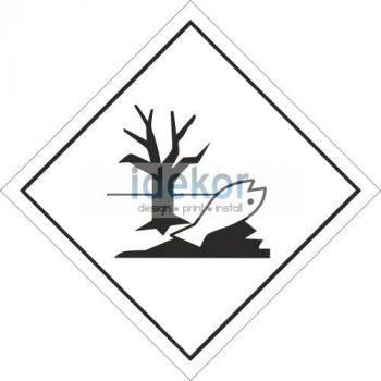 Környezetre veszélyes