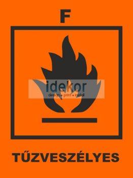 Tűzveszélyes F
