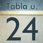 Egyedi házszámtábla - 28
