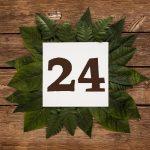 Egyedi házszámtábla - 31