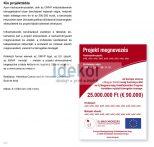 UMVP - kis projekttábla (A) A1