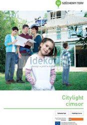 Új Széchenyi Terv - Citylight