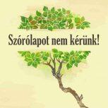 Zöld, környezetvédelemi feliratok