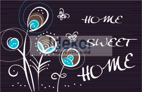 Home, sweet home felirat 4