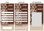 AKCIÓS Nemzeti Dohány plakát/matrica/tábla