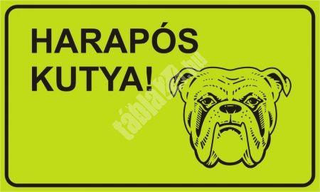 Választható színű Harapós kutya!