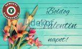 Nemzeti Dohánybolt VALENTIN NAPI köszöntő 1